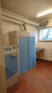Nu har vi köpt nya Torkskåp till tvättrum 3 och 4a. Installerade och klara att använda.